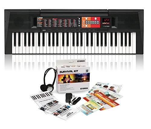 Best deals on piano keyboards yamaha page 9 keyboardman for Yamaha pa150 portable keyboard power adapter