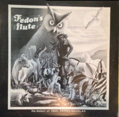 Fedon's Flute, In The Dialects... Trinidad LP (1980) by Keensdee Records - PK-D 004