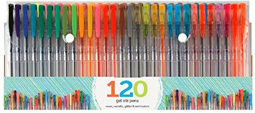 1 Mm Clear Barrel (Office Depot Brand Gel Pens, Fine/Medium Points, 0.7 - 1.0 mm, Clear Barrels, Assorted Ink Colors, Pack Of 120)