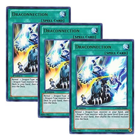 GAOV-EN086 Draconnection Ultra Rare 1st Edition Yu-Gi-Oh