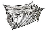 #21 Deluxe Nylon Batting Cage Net: 55'L x 14'W x 12'H