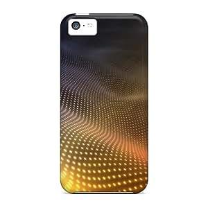 Flexible Tpu Back Case Cover For Iphone 5c - Vista Design