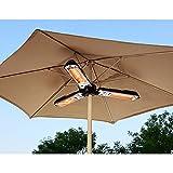 AZ Patio Heater Electric Umbrella Heater