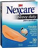 Nexcare Heavy Duty Flexible Fabric Bandages One
