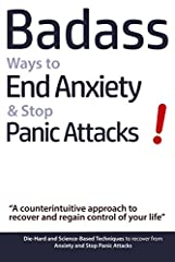 """Managing"" your anxiety and panic attacks belongs to the  past. It's time to recover.       Most people who suffer from anxiety and panic attacks are  told by their well-meaning friends, doctors, therapists and psychiatrists to ""manage..."