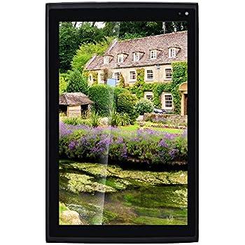 Sipobuy 9 Inch Tablet PC, Google Android 5 1, RK3288 Quad Core, 2+16GB,  6600mAh, 2 0+8 0MP Dual Camera, 1920x1200 IPS Screen, WiFi, HDMI, Bluetooth