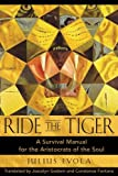 Book cover from Ride the Tiger: A Survival Manual for the Aristocrats of the Soulby Julius Evola