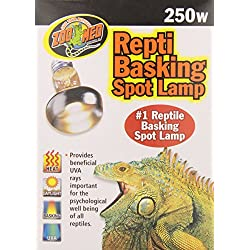 Zoo Med Reptile Basking Spot Lamp 250 Watts