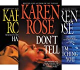 Romantic suspense (11 Book Series)
