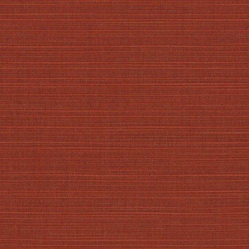 Sunbrella Dupione Henna #8056 Indoor / Outdoor Upholstery Fabric Dupione Henna