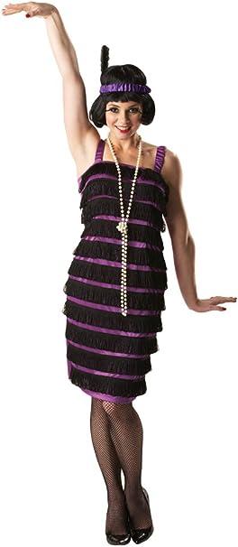 Rubies 880620M - Disfraz de Can Can para mujer (adulto): Amazon ...