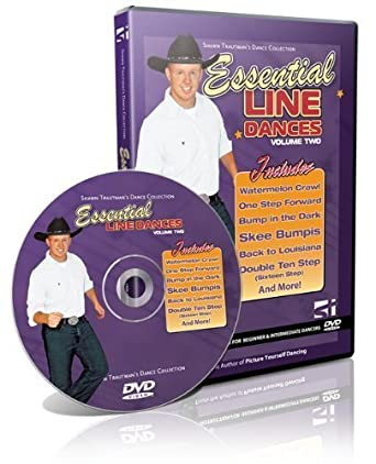 Essential Line Dances Volume 2 (Shawn Trautmans Learn to Dance Series) by Dance Videos