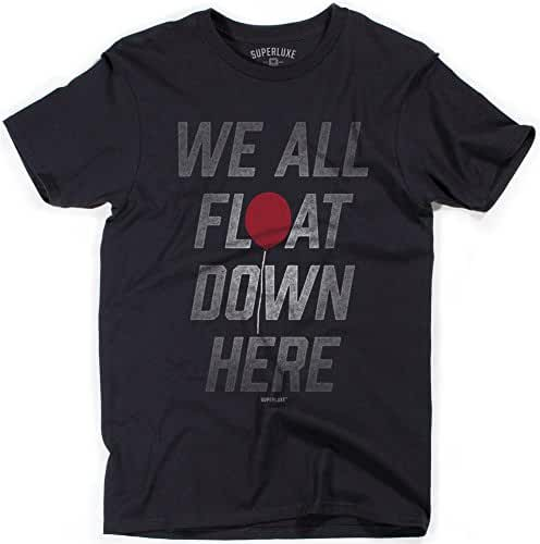Superluxe™ Mens We All Float Down Here T-Shirt
