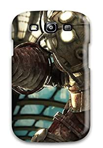 Galaxy Case - Tpu Case Protective For Galaxy S3- Bioshock