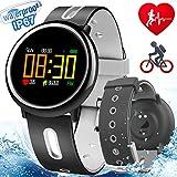 Smart Watch - Aeifond Touch Screen Sport Smart Wrist Watch Smartwatch Phone Fitness