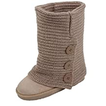Shoes 18 Womens Rib Knit Sweater Crochet Boots 5 Colors Available