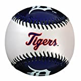 Franklin Sports MLB Detroit Tigers Team Softstrike Baseball