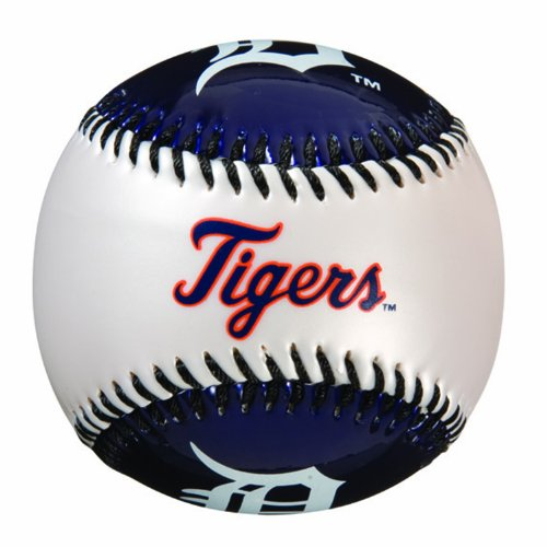 Franklin Sports MLB Detroit Tigers Team Softstrike Baseball