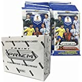Panini 2018 PRIZM WORLD CUP RUSSIA TRADING CARDS, FOOTBALL TRADING CARDS (15 Cards Per Pack - 12 Packs Per Box)