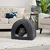 Bedsure Cat Beds for Indoor Cats - Medium Cat House