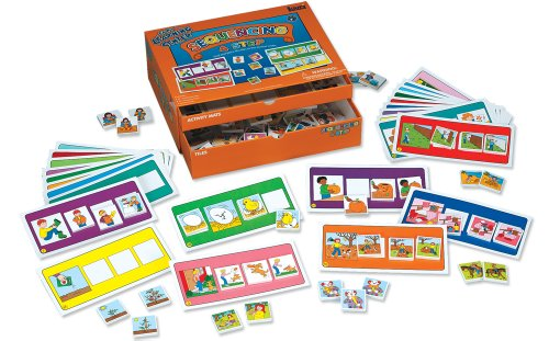 Lauri 4-Step Sequencing Educational Kit (Early Math Activity Center)