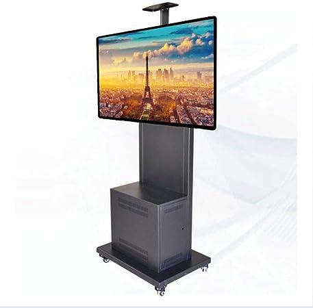 XUE-tap Universal TV Cart Mobile Stand 40-85 Inch Flat Screen Plasma Altura Ajustable Dormitorio Sala de Estar Conference Office: Amazon.es: Hogar