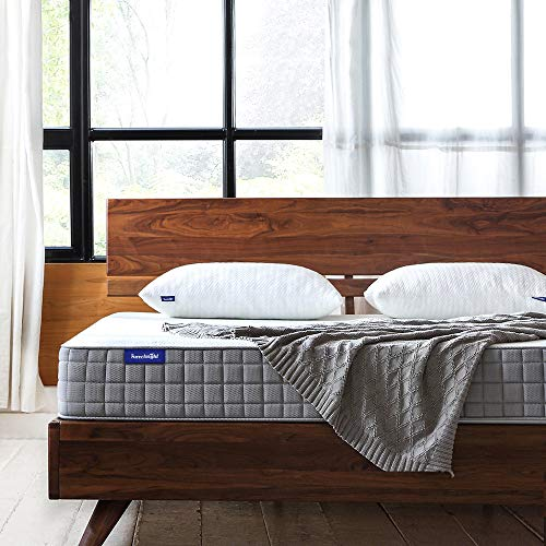 - Twin Mattress, Sweetnight Twin Size Gel Memory Foam Mattress for Sleep Cool & Pressure Relief, Hypoallergenic Mattress, CertiPUR-US Certified,Medium Firm Feel, Dual-Layered, 10 Year Warranty,8 Inch