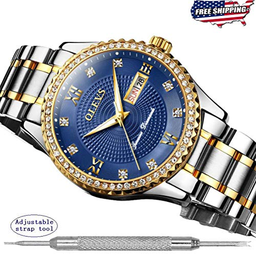 eb816c5924e Gold Watches for Men