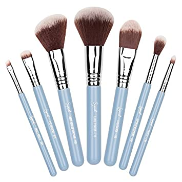 sigma makeup brush set. sigma beauty travel kit - mrs. bunny makeup brush set s