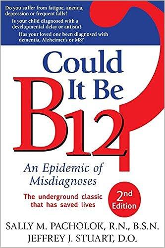 the b12 deficiency survival handbook english edition