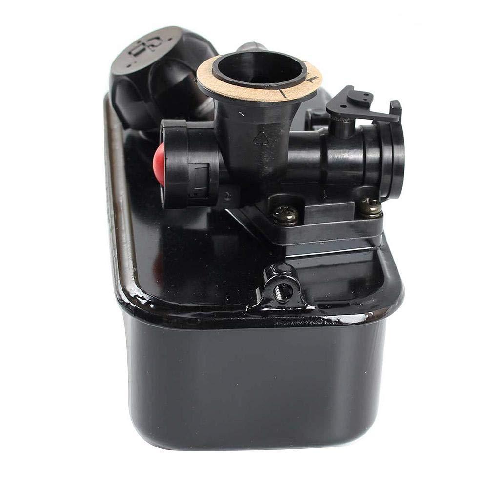 DokFin r/éservoir de Carburant 494406 et carburateur 795477 pour Briggs /& Stratton 498809 498809a 795469 794147 699660 794161 498811 carb