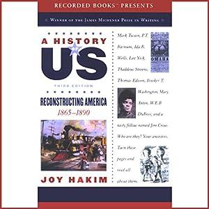 Reconstructing America Audiobook