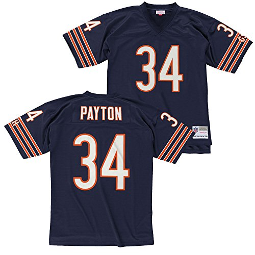 Walter Payton Chicago Bears Throwback Jersey – DiZiSports Store