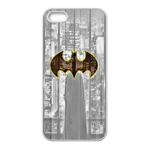 DIY Printed Batman2 cover case For iPhone 5, 5S BM9800070