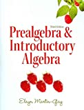 Prealgebra and Introductory Algebra with MathXL, Martin-Gay and Martin-Gay, Elayn, 0321718704