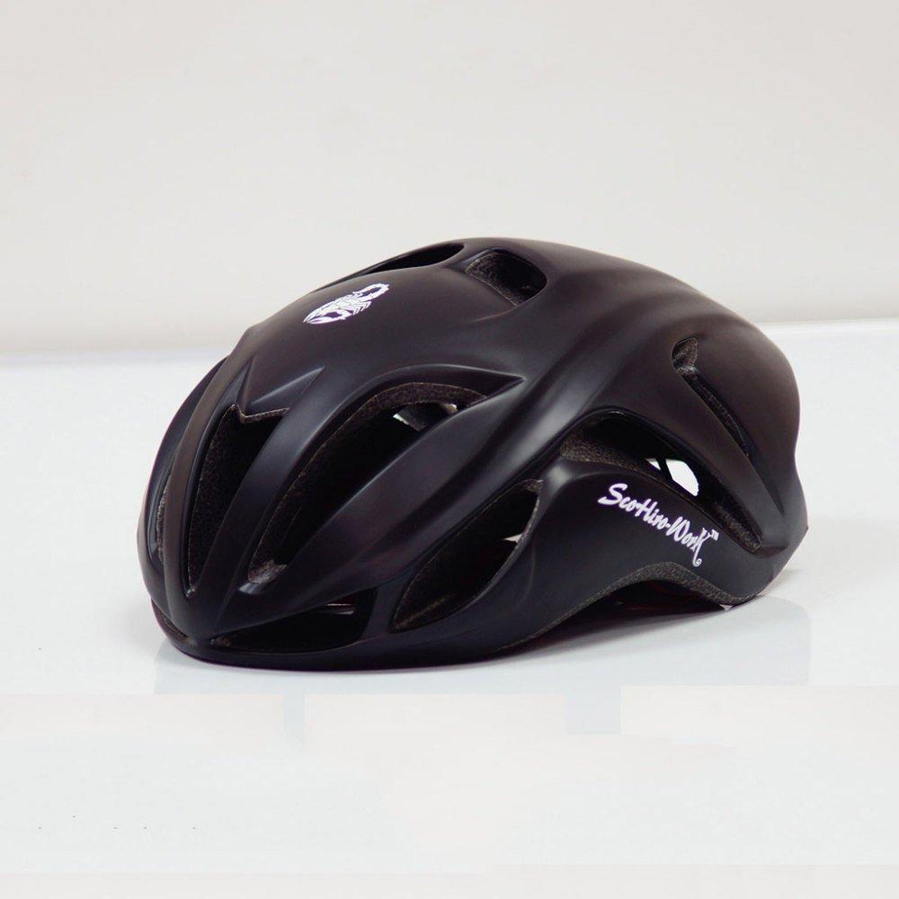 """HELMET Fahrradhelm,leicht Bequem Unisex Für,Inline Skate BMX Fahrrad,Scooter.Größe 58-62 cm (22.8""""- 24.4""""),G"""