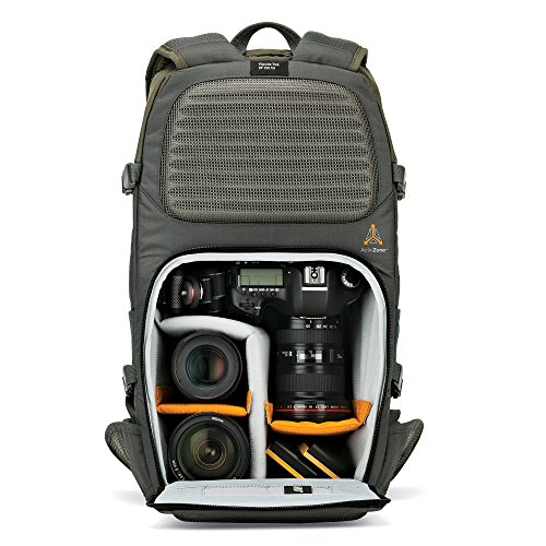 Lowepro Flipside Trek BP 350 AW. Large Outdoor Camera Backpack for DSLR and DJI Mavic Pro Drone w/ Rain Cover and Tablet Pocket by Lowepro (Image #3)