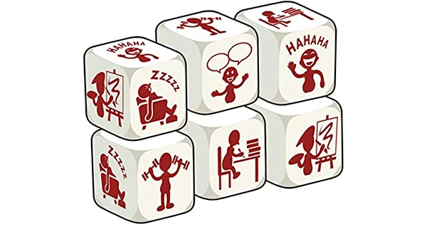 Talking Dice: Personality (pack of 6): Amazon.es: Derone, Stephane, Ferrand, Ricardo: Libros en idiomas extranjeros