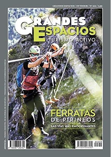 Vías Ferratas En el Pirineo: Grandes Espacios 255: Amazon.es ...