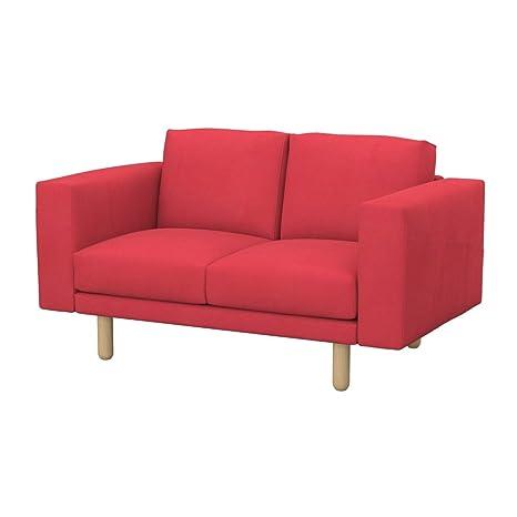 Soferia - IKEA NORSBORG Funda para sofá de 2 plazas, Eco ...
