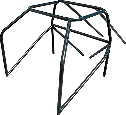 Allstar Performance ALL22630 10-Point Roll Cage Mustang/Capri 1979-83 (10 Point Roll Cage)