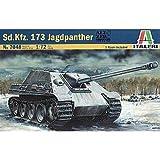 Italeri - I7048 - Maquette - Chars d'assaut - Jagdpanther - Echelle 1:72