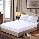 Bed three pieces, 2m bed mattress protective cover, waterproof urine bedspread sheets, five star hotel standard