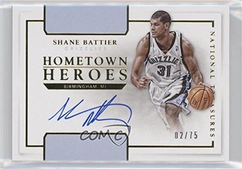 shane-battier-2-75-basketball-card-2015-16-panini-national-treasures-hometown-heroes-autographs-hh-s