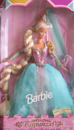 Barbie Rapunzel Doll Children's Collector Series 1st Edition (1994)