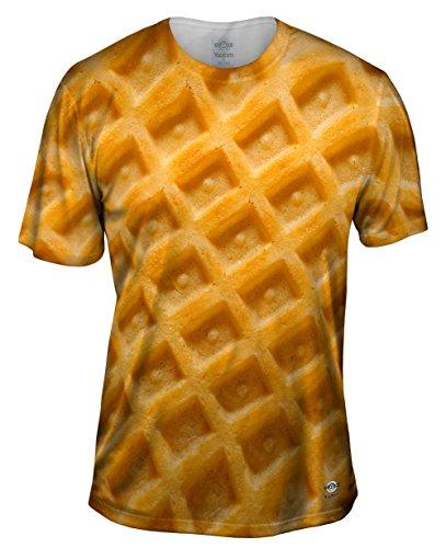 Yizzam- Waffle Breakfast -TShirt- Mens (Waffle Costume)