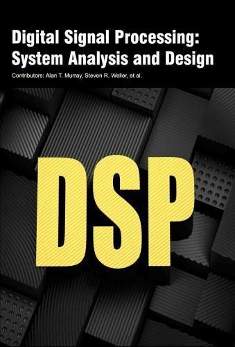 Digital Signal Processing: System Analysis and Design pdf epub