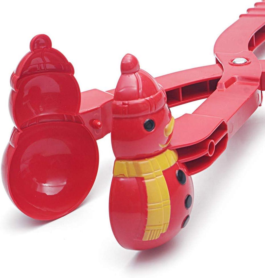 Whiie891203 Schneeball-Spielzeug Spielzeug f/ür Kinder Outdoor-Sport-Werkzeug Kampfsport f/ür Winter kompakter Schneeball zum Basteln Schneeballform Outdoor-Sportarten