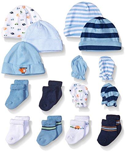 Gerber Piece Socks Mittens Essential
