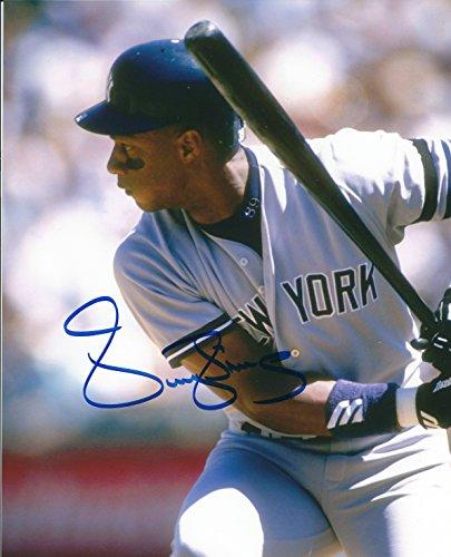 Autographed Darryl Strawberry 8X10 New York Yankees Photo Darryl Strawberry Yankees